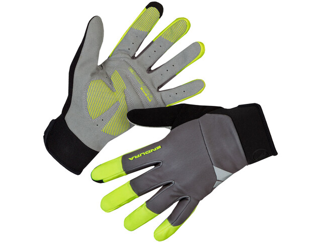 Endura Windchill Handschoenen Heren, neon yellow